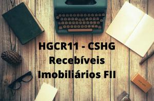 Read more about the article HGCR11 – NOVA EMISSÃO DE COTAS